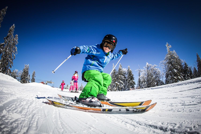 village ski famille
