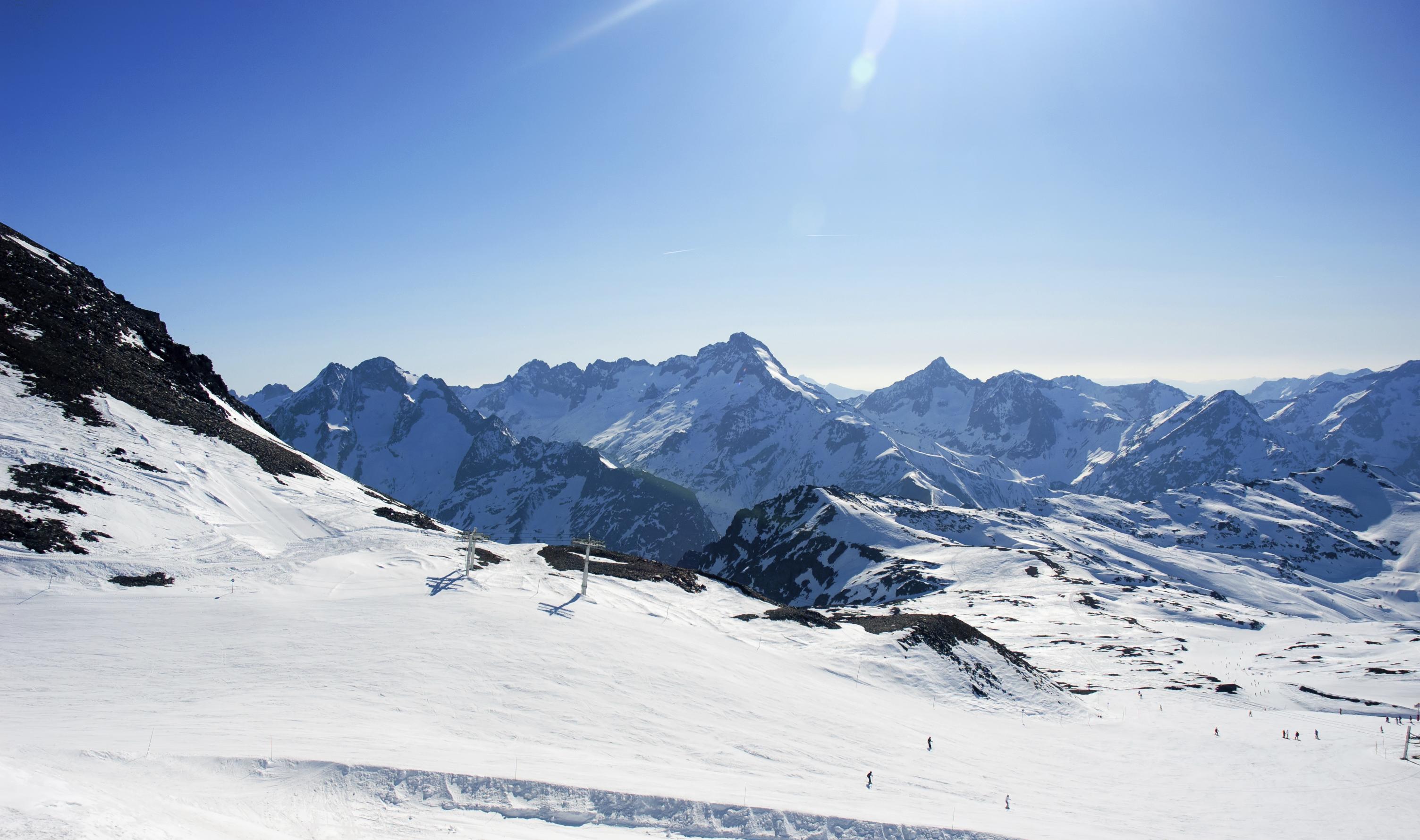 Les stations les 2 alpes transaltitude for Piscine les deux alpes
